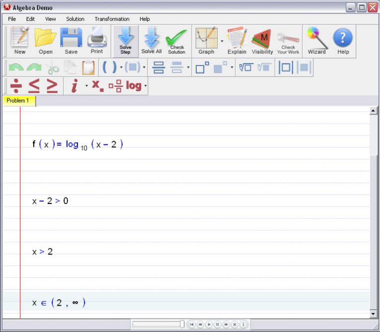 picture 4 for demo on Domain Of A Function