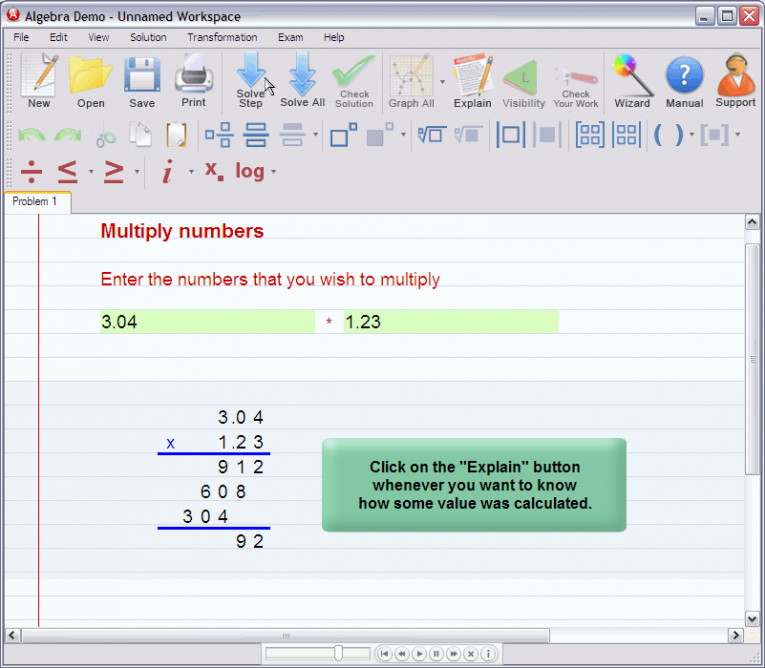 picture 4 for demo on Multiplying decimal numbers