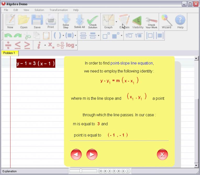 how to change standard form into slope intercept form