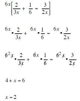 solving rational equations,2
