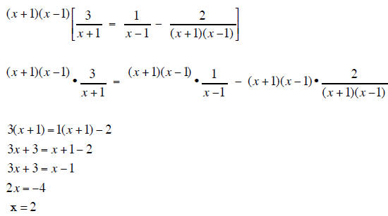 solving rational equations,2