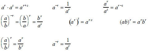 rational exponents,4