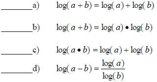 Rewrite as a sum or difference of multiple logarithms khan