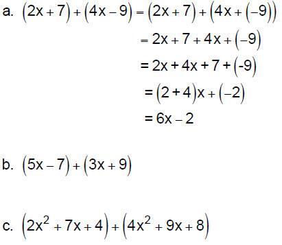 Properties (distributive property,commutative property,associative ...